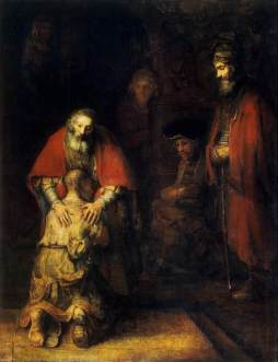 Rembrandt: Syn marnotrawny