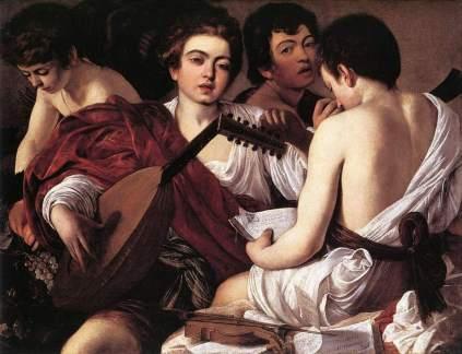 Caravaggio: Koncert