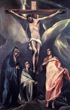 El Greco: Ukrzyżowanie