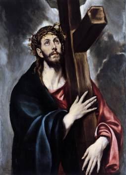 El Greco: Chrystus