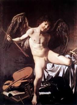 Caravaggio: Amor