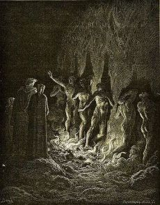 Gustave Doré: Czyściec (XXV)