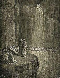 Gustave Doré: Czyściec (XIII)