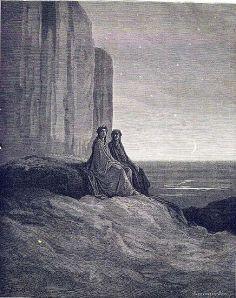 Gustave Doré: Czyściec (IX)