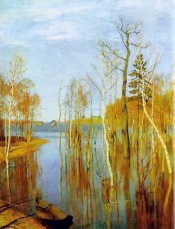Izaak Lewitan: Wiosenna powódź
