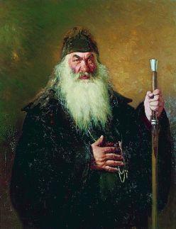 Ilia Riepin: Archidiakon