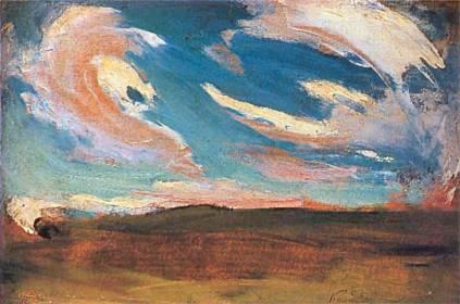 Konrad Krzyżanowski: Chmury