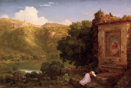 Thomas Cole: Il Penseroso