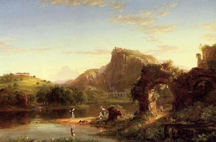 Thomas Cole: L'Allegro