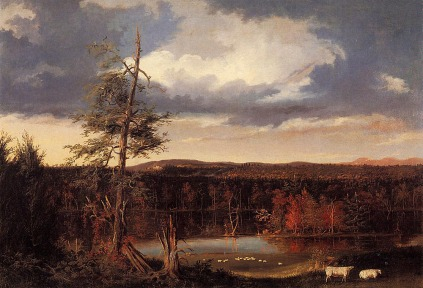 Thomas Cole: Featherstonhaugh