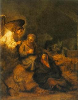 Rembrandt: Sen św. Józefa
