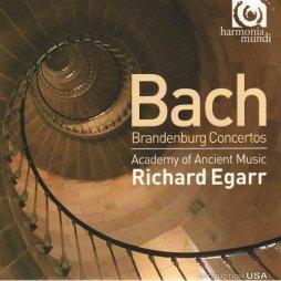 Koncerty Brandenburskie (okładka płyty)