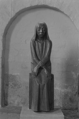 Ernst Barlach: Eine Hexe