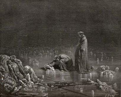 Gustave Doré: Piekło (XXXII)