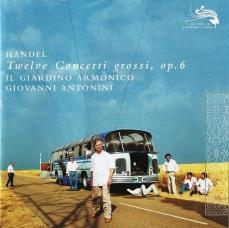 Il Giardino Armonico (okładka płyty)
