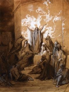Gustave Doré: Jeremiasz