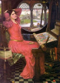 John William Waterhouse: Lady z Shalott