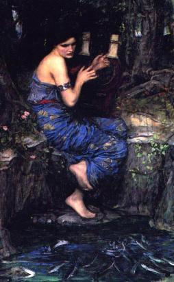 John William Waterhouse: Zaklinaczka