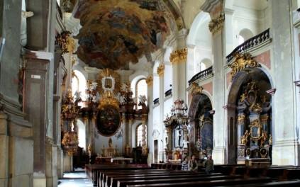 Ołomuniec, kościół NMP Śnieżnej