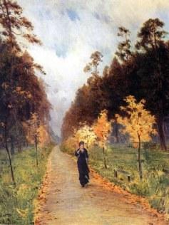 Izaak Lewitan: Sokolniki jesienią