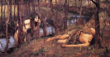 John William Waterhouse: Najada
