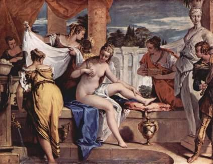 Sebastiano Ricci: Batszeba w kąpieli