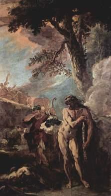 Sebastiano Ricci: Herkules i Kakus
