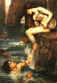 John William Waterhouse: Syrena