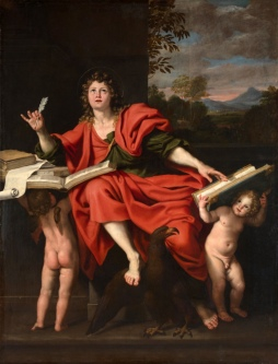 Domenichino: Jan Ewangelista
