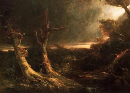 Thomas Cole: Tornado