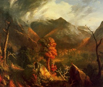 Thomas Cole: Widok górski