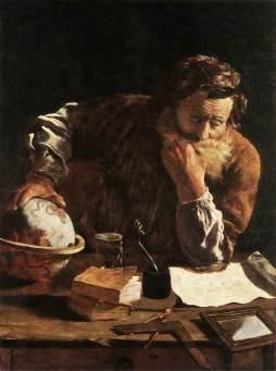 Domenico Fetti: Portret filozofa