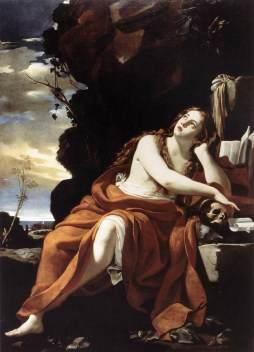 Simon Vouet: Maria Magdalena