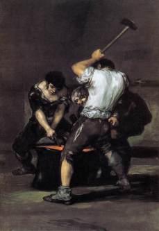 Francisco Goya: Płatnerze