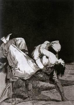 Francisco Goya: I ponieśli ją...