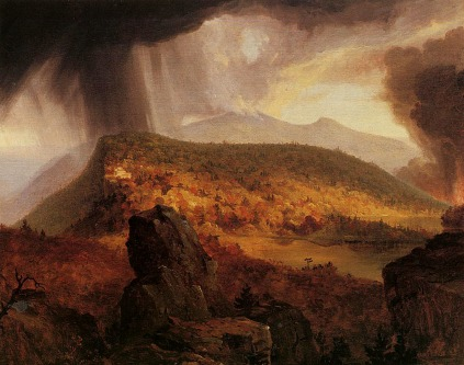 Thomas Cole: Catskill Mountain
