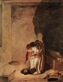 Domenico Fetti: Przypowieść o zgubionej drachmie
