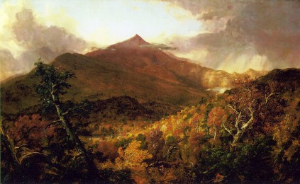Thomas Cole: Schroon Mountain