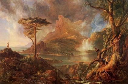 Thomas Cole: Dzika natura