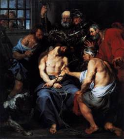 Anthony van Dyck: Cierniem koronowanie
