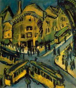 Ernst Ludwig Kirchner: Nöllendorfplatz