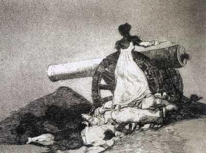 Francisco Goya: Co za odwaga!