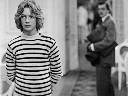 """""""Śmierć w Wenecji"""" (1971)"""