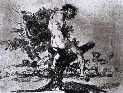 Francisco Goya: To jeszcze gorsze...