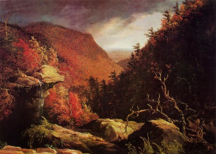 Thomas Cole: The Clove Catskills