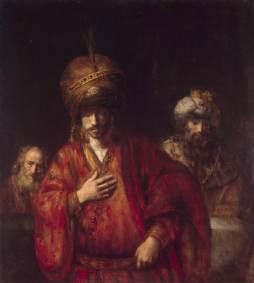 Rembrandt: Dawid