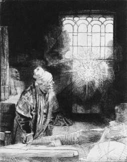 Rembrandt: Faust