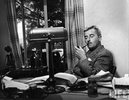 "William Faulkner dla ""Life"""
