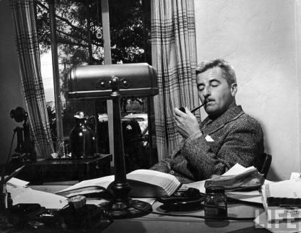 """William Faulkner dla """"Life"""""""