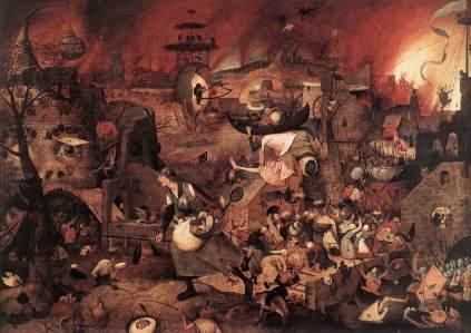 Pieter Brueghel Starszy: Szalona Greta
